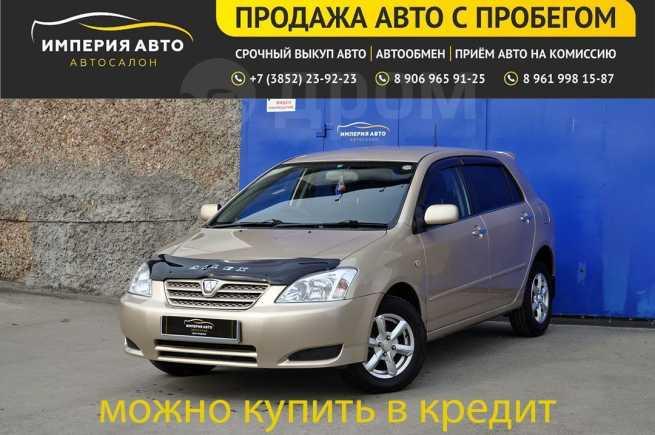 Toyota Allex, 2003 год, 369 000 руб.
