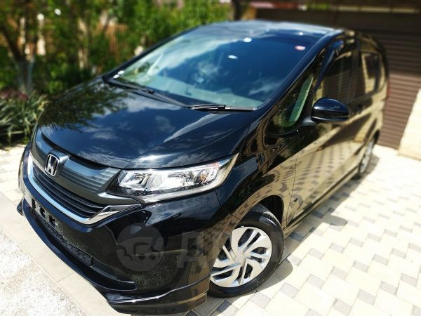 Honda Freed, 2017 год, 1 030 000 руб.