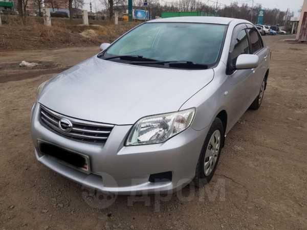 Toyota Corolla Axio, 2010 год, 485 000 руб.
