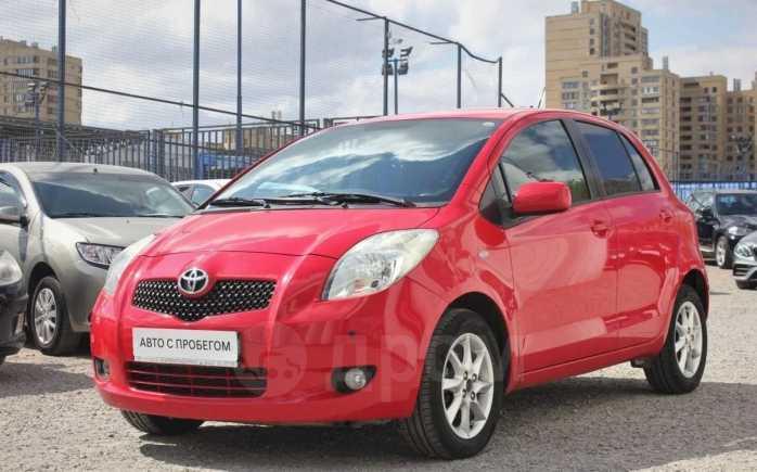 Toyota Yaris, 2007 год, 359 000 руб.