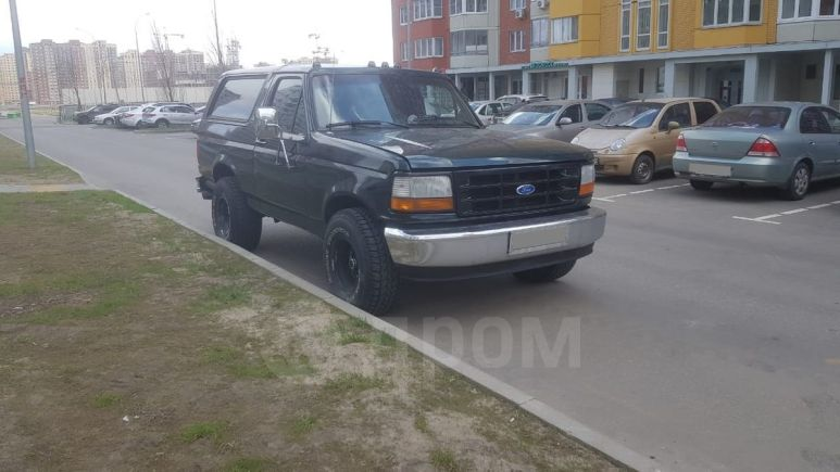 Ford Bronco, 1996 год, 950 000 руб.