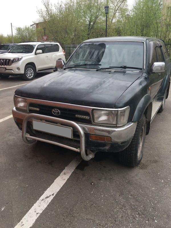 Toyota Hilux Surf, 1993 год, 175 000 руб.