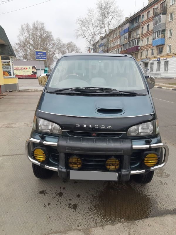 Mitsubishi Delica, 1995 год, 410 000 руб.