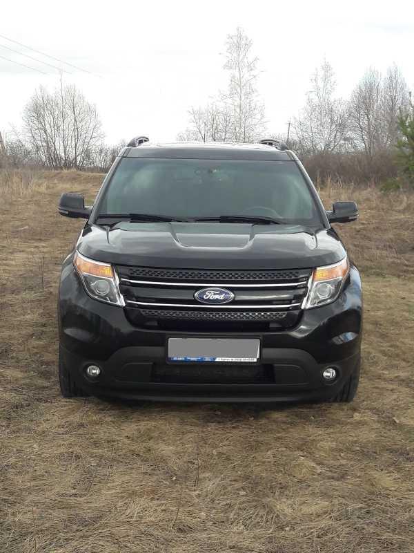 Ford Explorer, 2012 год, 1 000 000 руб.