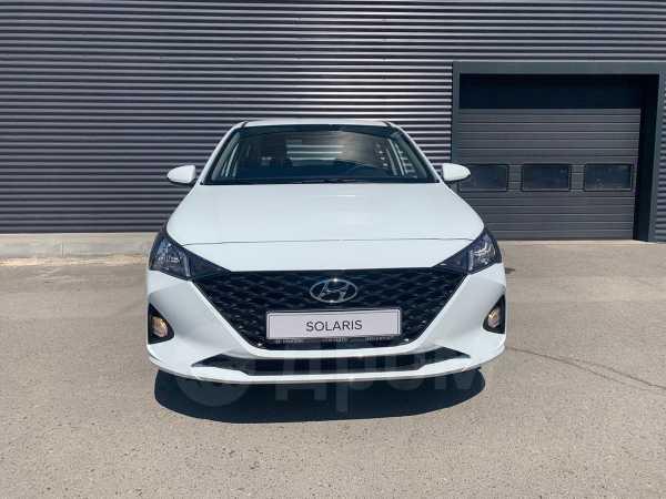 Hyundai Solaris, 2020 год, 751 000 руб.
