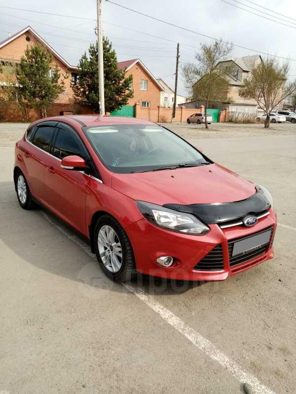 Ford Focus, 2012 год, 488 000 руб.