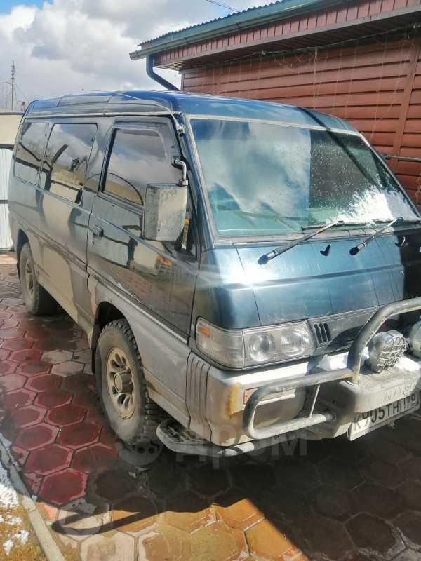 Mitsubishi Delica, 1992 год, 210 000 руб.