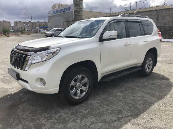 Toyota Land Cruiser Prado, 2015 год, 2 000 000 руб.
