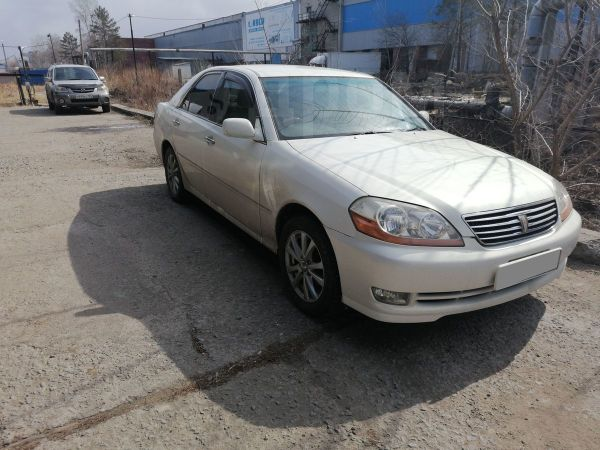 Toyota Mark II, 2003 год, 310 000 руб.