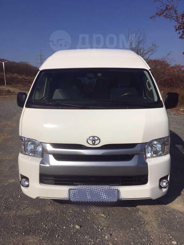 Toyota Hiace, 2016 год, 2 250 000 руб.