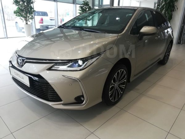 Toyota Corolla, 2020 год, 1 812 000 руб.