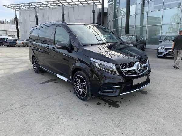 Mercedes-Benz V-Class, 2019 год, 4 700 000 руб.
