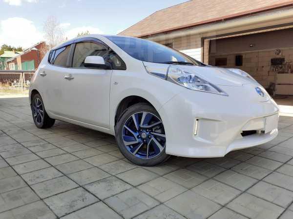 Nissan Leaf, 2014 год, 777 000 руб.