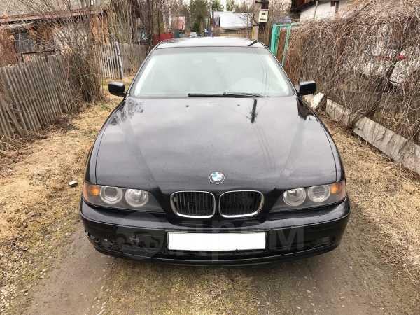 BMW 5-Series, 2002 год, 220 000 руб.