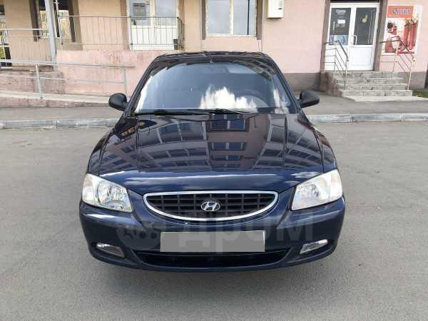 Hyundai Accent, 2007 год, 237 000 руб.