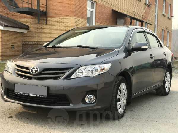 Toyota Corolla, 2011 год, 645 000 руб.