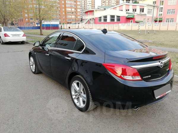 Opel Insignia, 2010 год, 585 000 руб.