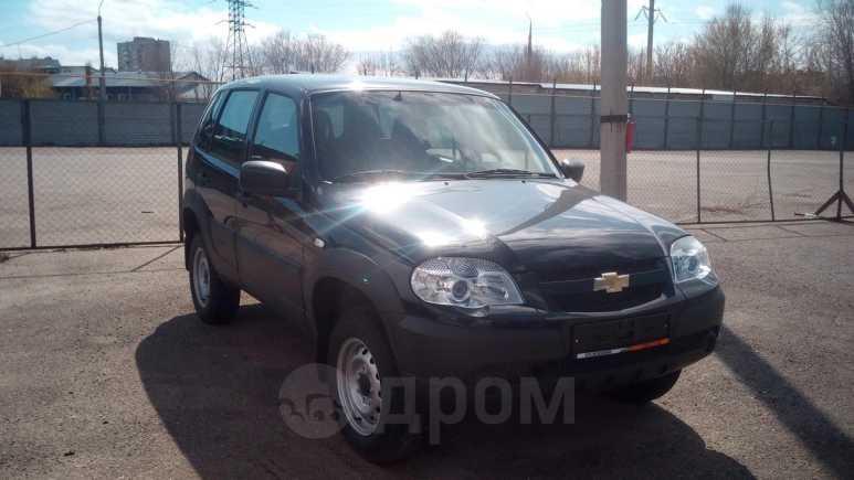 Chevrolet Niva, 2020 год, 652 000 руб.