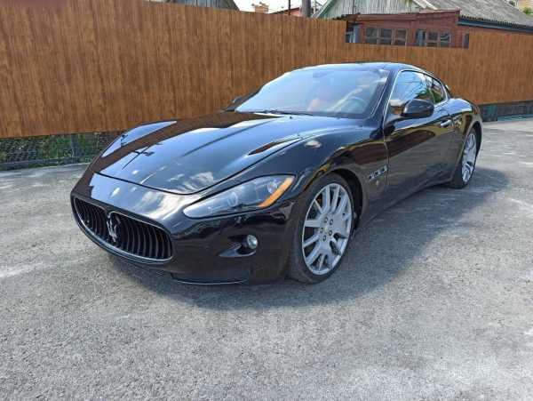 Maserati GranTurismo, 2008 год, 1 780 000 руб.