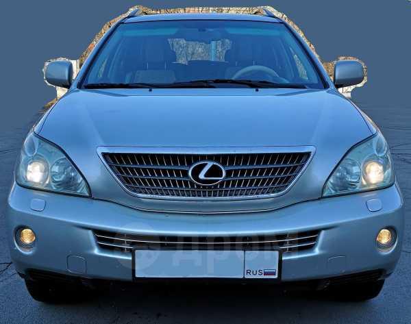 Lexus RX400h, 2007 год, 1 170 000 руб.