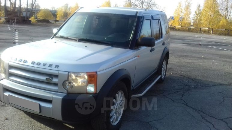 Land Rover Discovery, 2006 год, 380 000 руб.