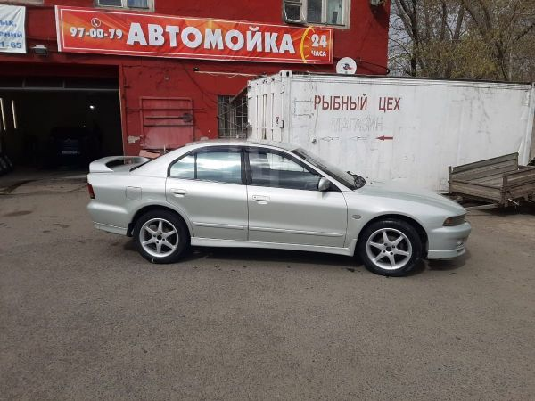 Mitsubishi Galant, 2001 год, 210 000 руб.