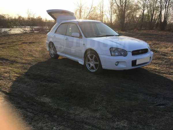 Subaru Impreza, 2004 год, 312 000 руб.