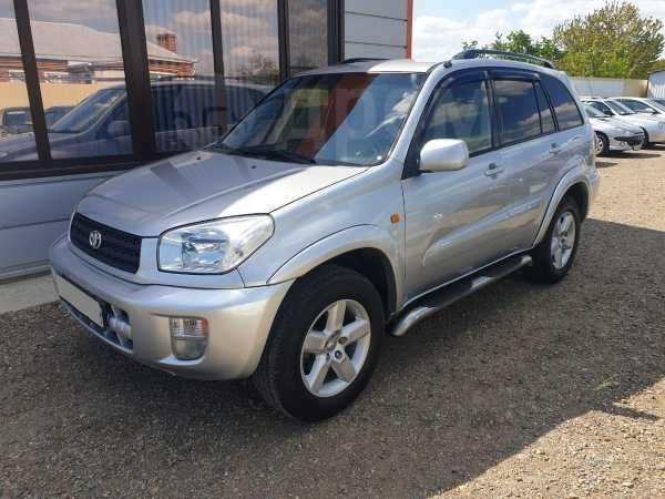 Toyota RAV4, 2002 год, 485 000 руб.