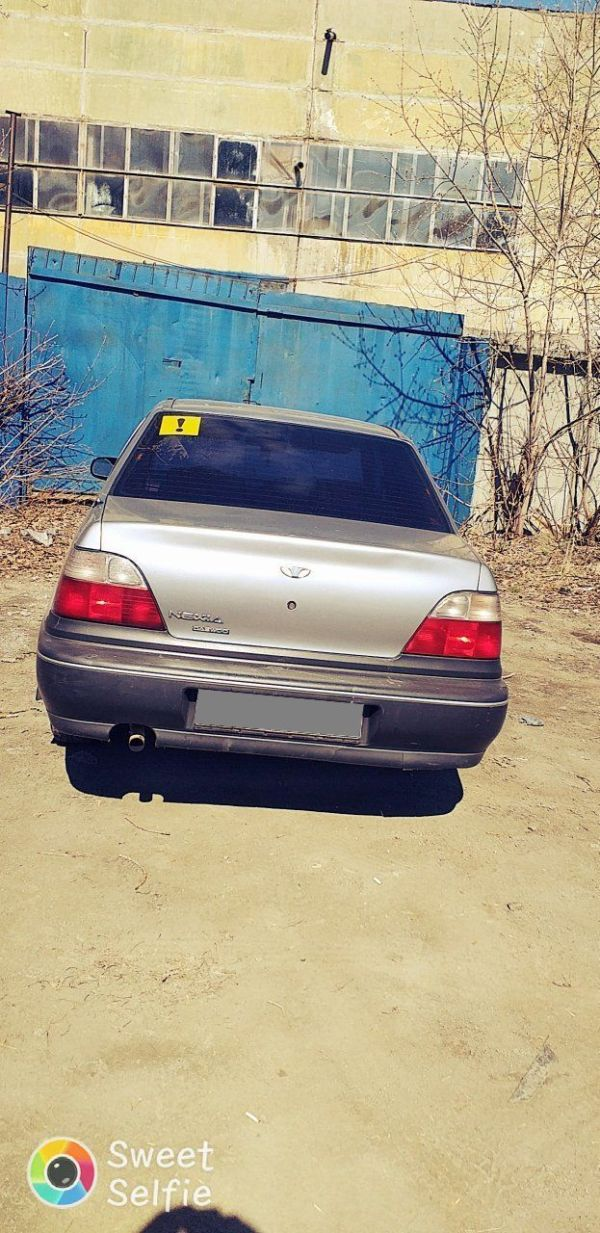 Daewoo Nexia, 1999 год, 56 000 руб.