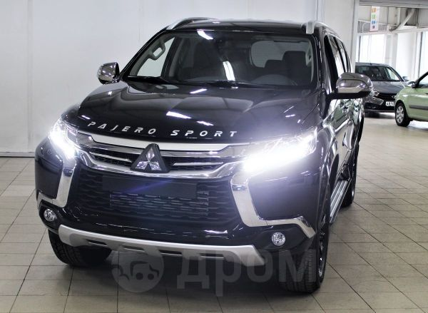 Mitsubishi Pajero Sport, 2019 год, 2 499 000 руб.