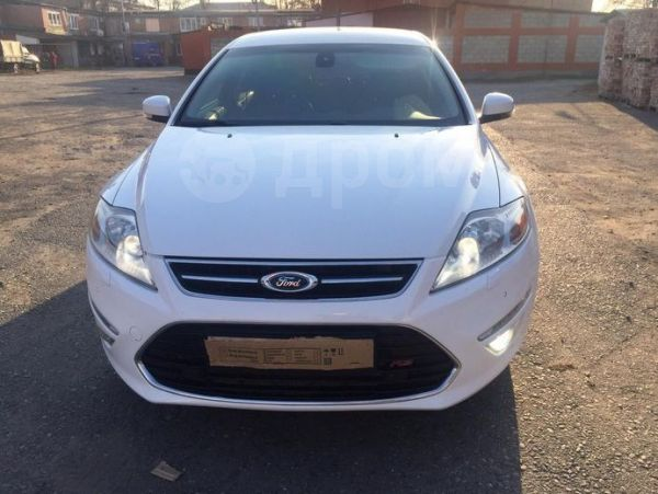 Ford Mondeo, 2011 год, 580 000 руб.