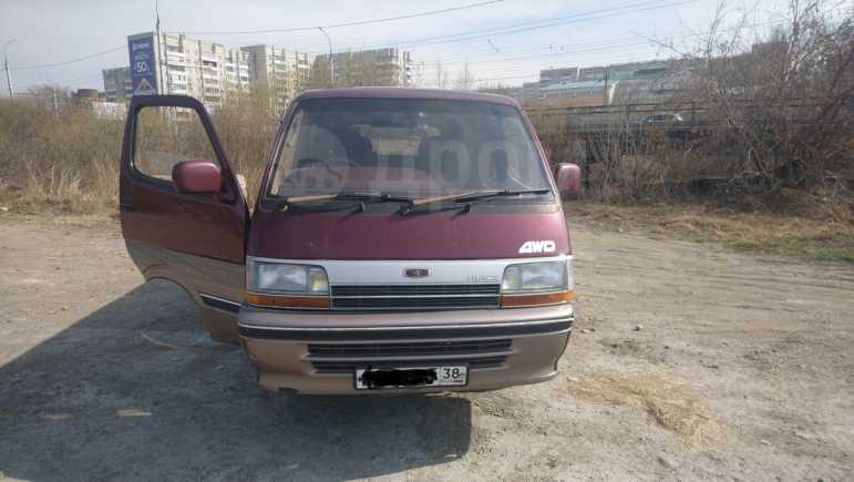 Toyota Hiace, 1992 год, 195 000 руб.