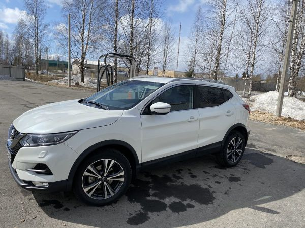 Nissan Qashqai, 2019 год, 1 490 000 руб.