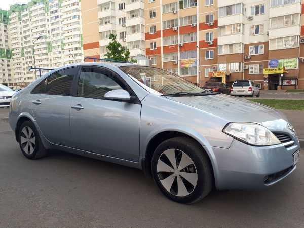 Nissan Primera, 2004 год, 215 000 руб.