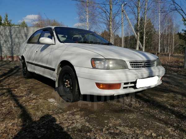 Toyota Corona, 1994 год, 87 000 руб.