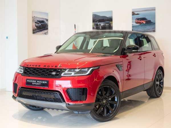 Land Rover Range Rover Sport, 2020 год, 6 843 000 руб.