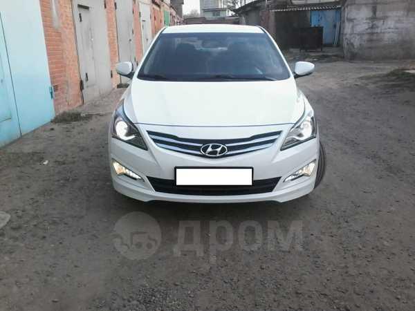 Hyundai Solaris, 2016 год, 689 000 руб.