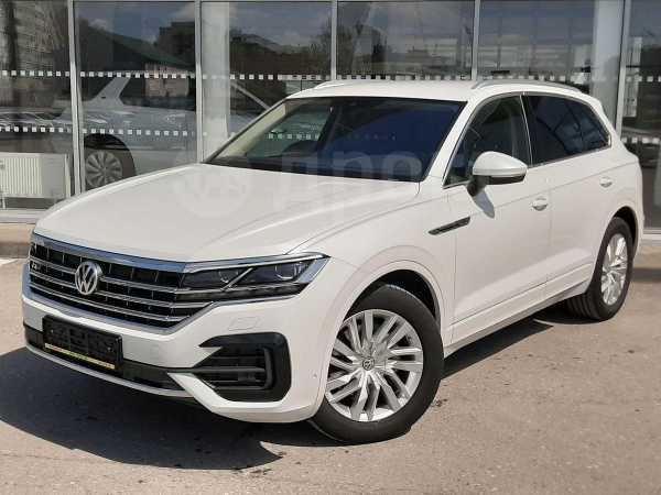 Volkswagen Touareg, 2018 год, 4 100 000 руб.