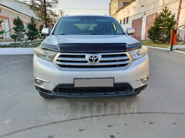 Toyota Highlander, 2011 год, 990 000 руб.