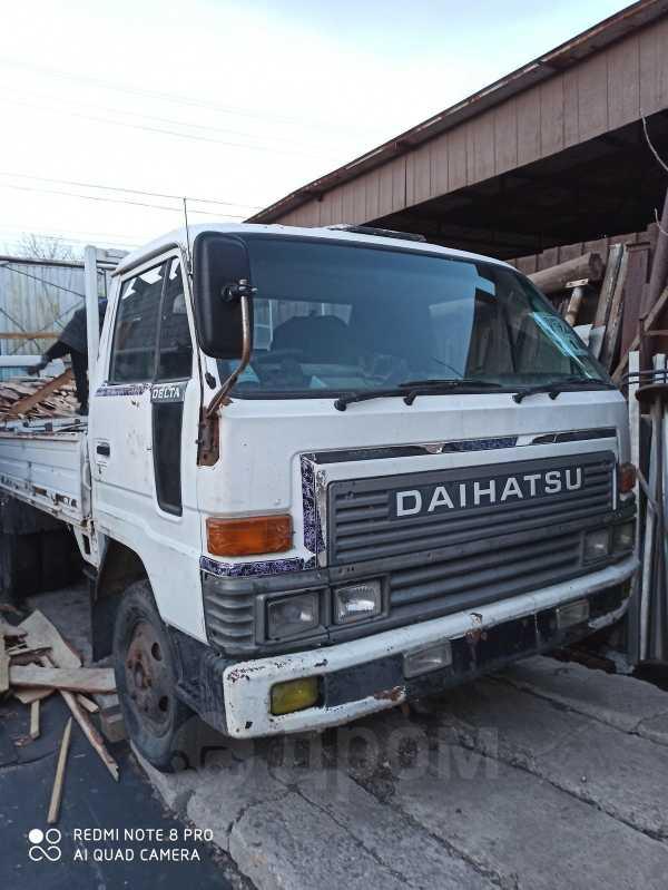 Daihatsu Delta, 1990 год, 180 000 руб.