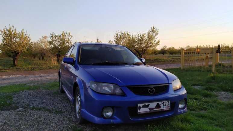 Mazda Familia S-Wagon, 2002 год, 135 000 руб.