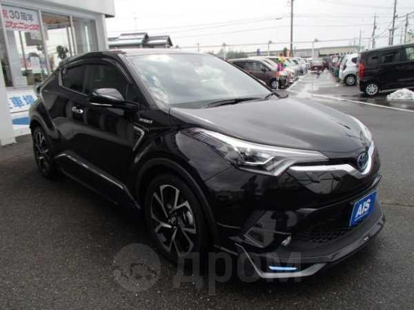 Toyota C-HR, 2017 год, 1 200 000 руб.