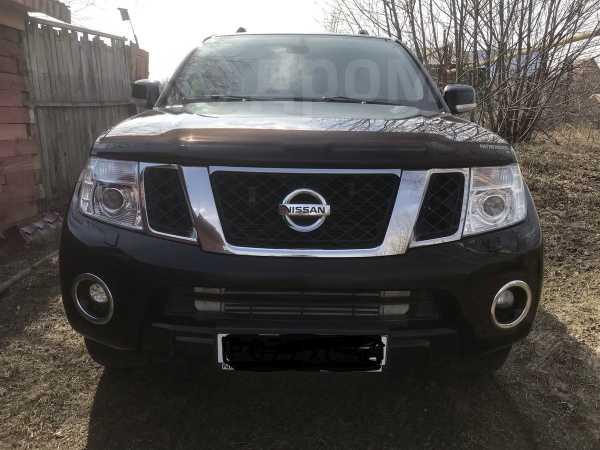 Nissan Pathfinder, 2011 год, 1 150 000 руб.