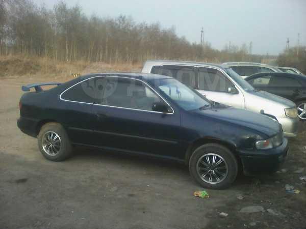 Nissan Lucino, 1996 год, 150 000 руб.