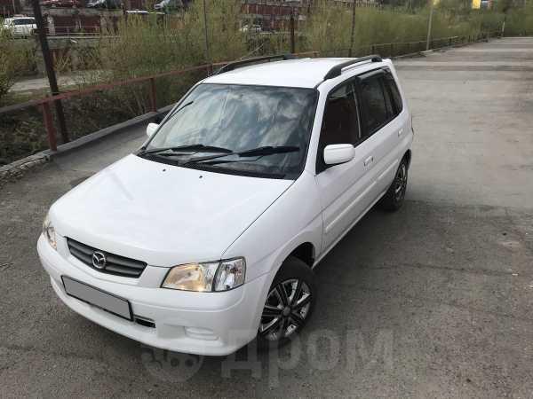 Mazda Demio, 2001 год, 167 000 руб.