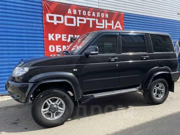 УАЗ Патриот, 2012 год, 387 000 руб.