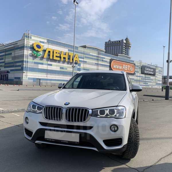 BMW X3, 2014 год, 1 800 000 руб.