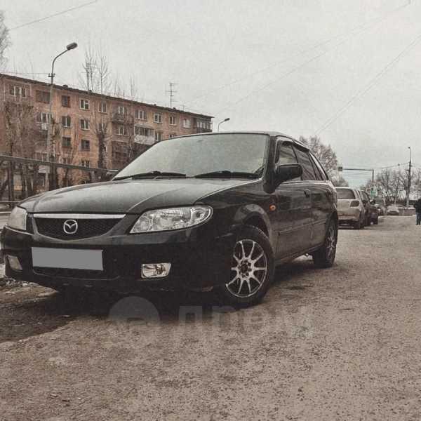 Mazda Familia S-Wagon, 2002 год, 175 000 руб.