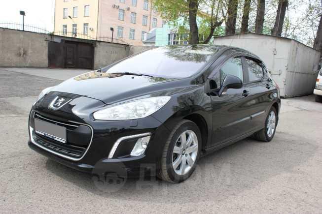 Peugeot 308, 2012 год, 399 000 руб.