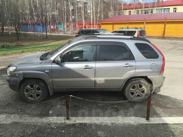 Kia Sportage, 2006 год, 385 000 руб.